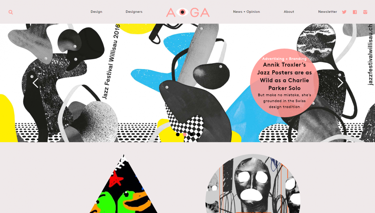 aiga2-experimental-web-design